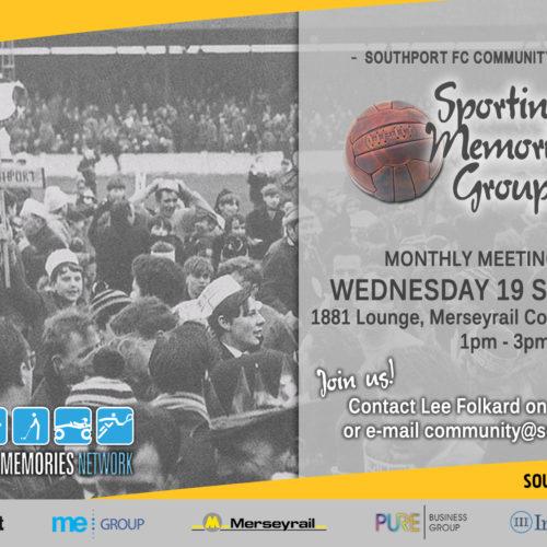 NEW   Sporting Memories Network