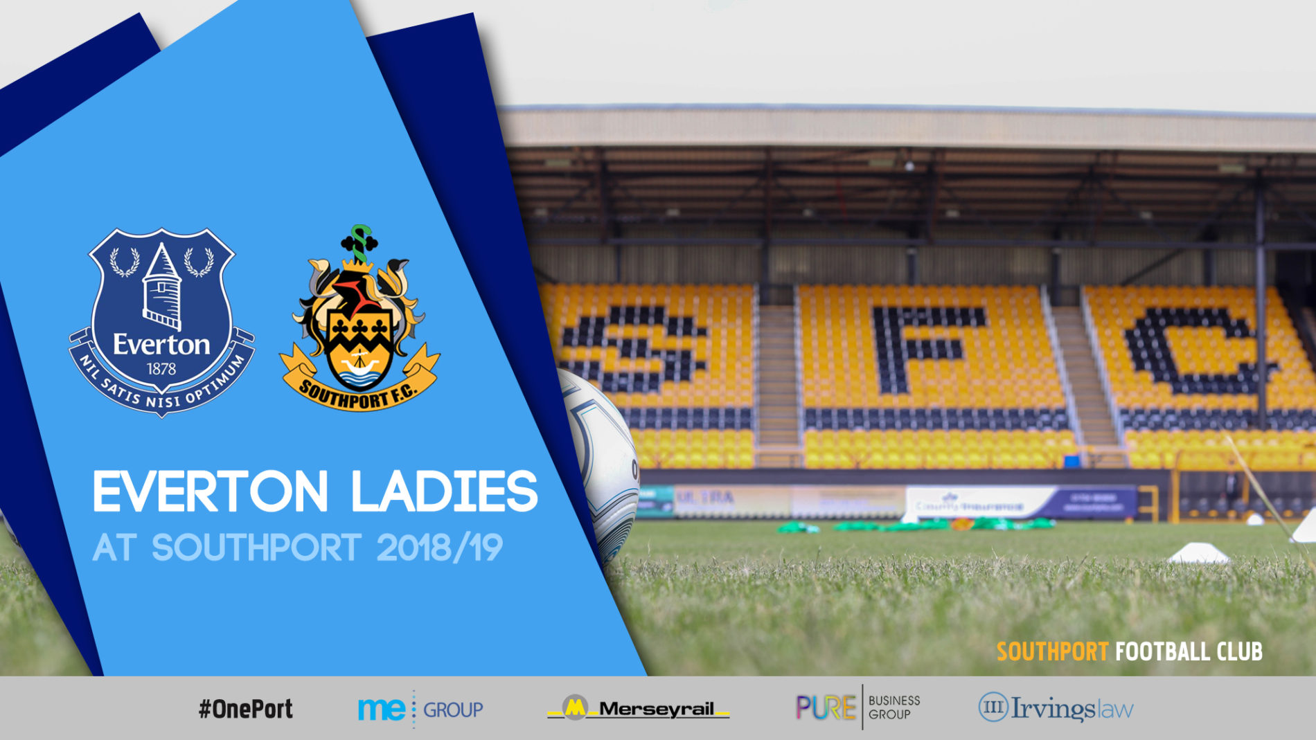 ANNOUNCEMENT | Everton Ladies Are In Town!