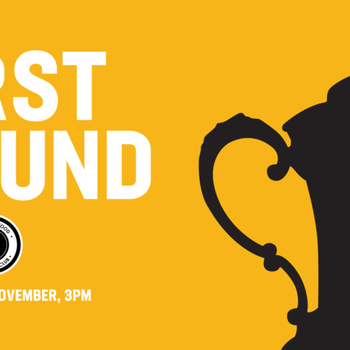 FA CUP | Fixture Details Confirmed