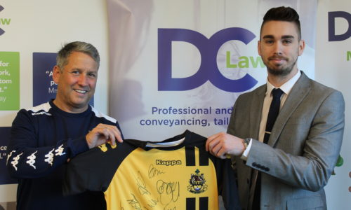 PARTNER | DC Law Continue Their Support