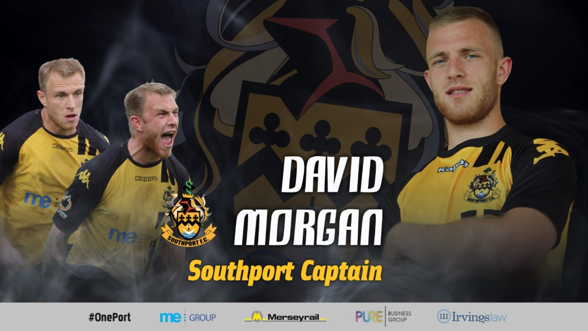 ANNOUNCEMENT | New Club Captain