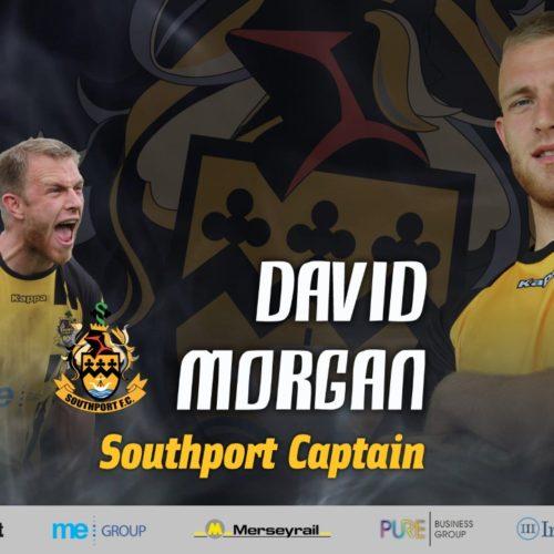 ANNOUNCEMENT | New Club Captain