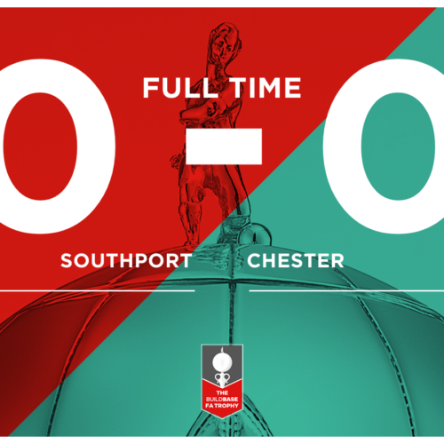 MATCH REPORT | Southport 0-0 Chester – FA Trophy