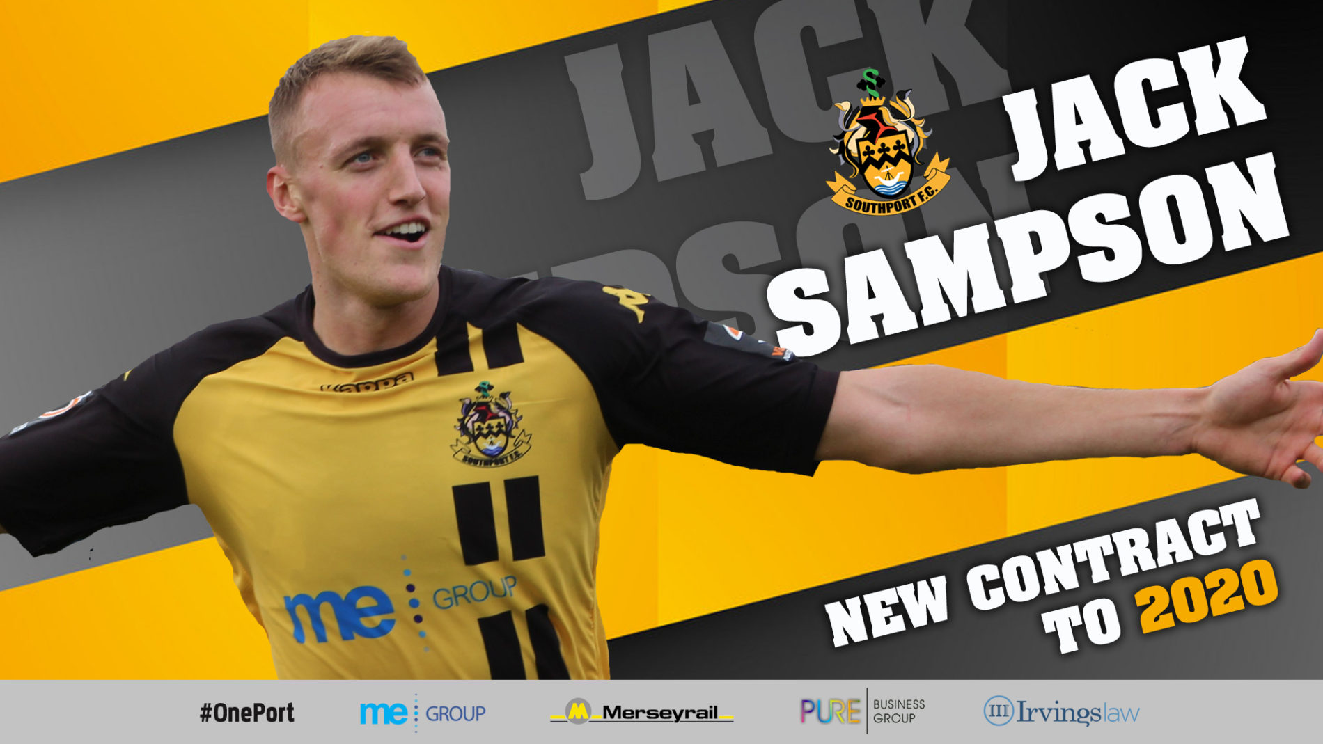 EXTENSION | Jack Sampson 2020