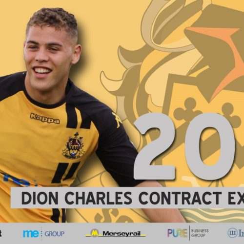 EXTENSION | Dion Charles 2021