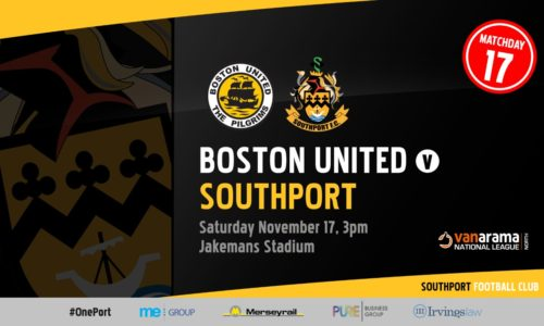 PREVIEW | All Aboard To Boston