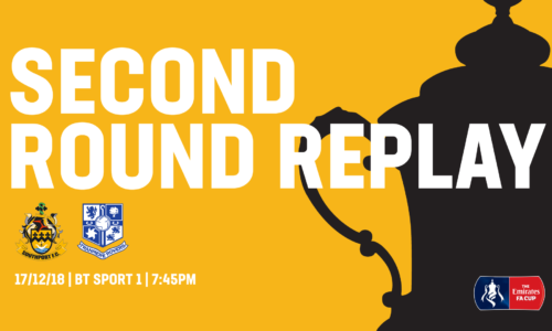 ONLINE | Tranmere Replay Tickets