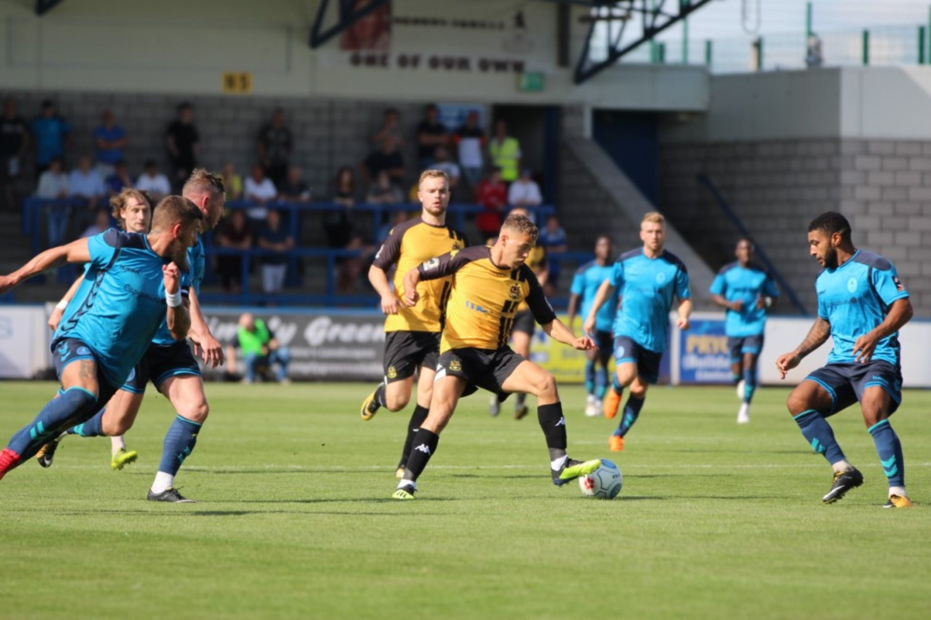 FEATURE | High's & Low's of Southport & Telford's Seasons