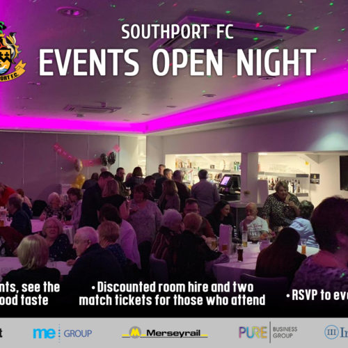 ATTEND | Events Open Night