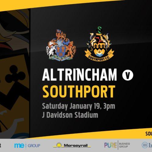 INFORMATION | Altrincham (A)