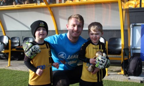 PLAYER OF THE MONTH | Dan Hanford