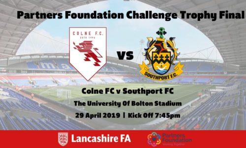 TICKETS | Lancashire FA Challenge Trophy Final