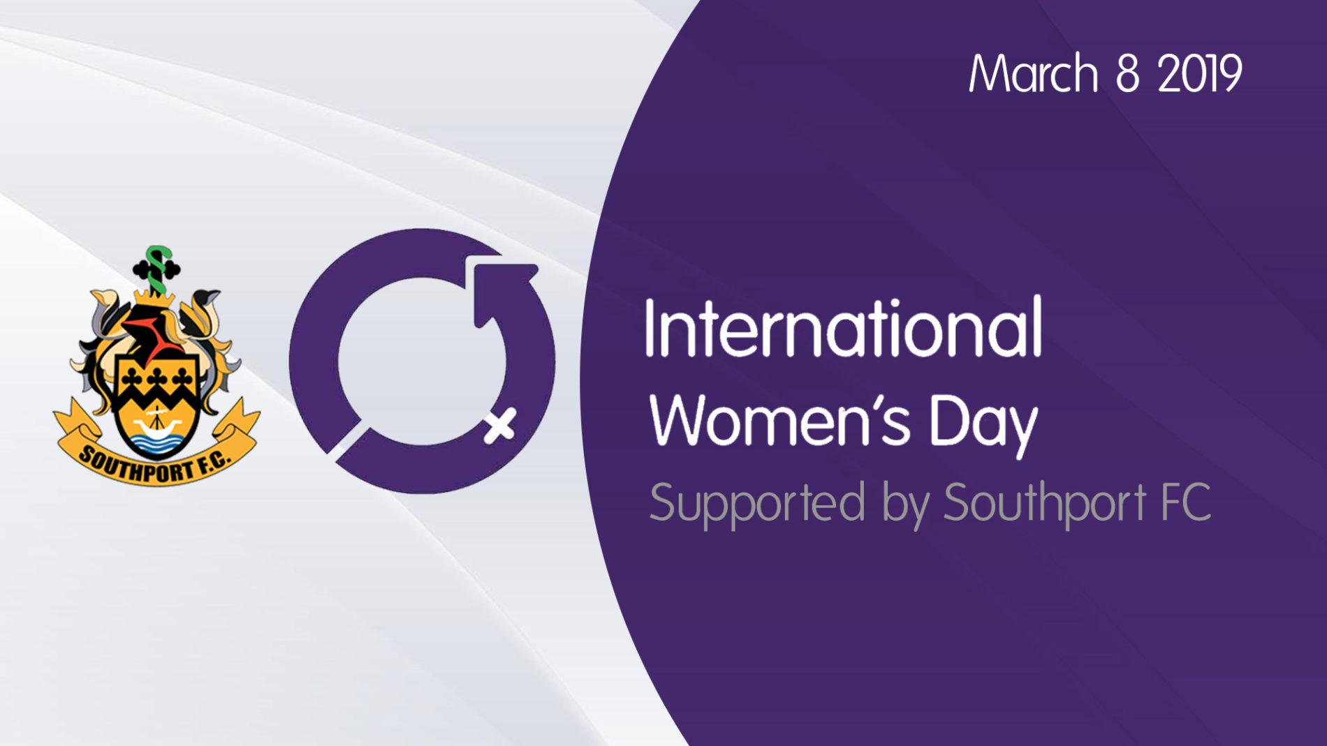 SUPPORT | International Women's Day