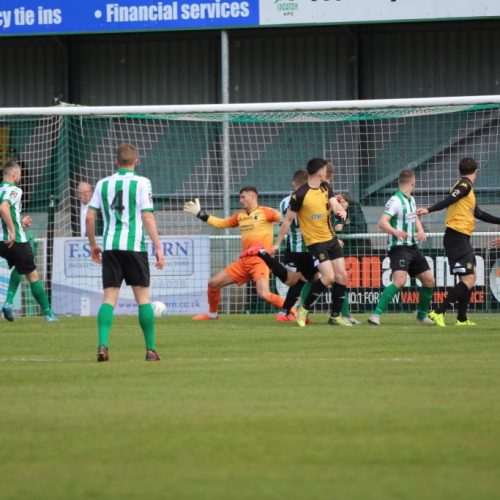 MATCH REPORT | Penalty Woe