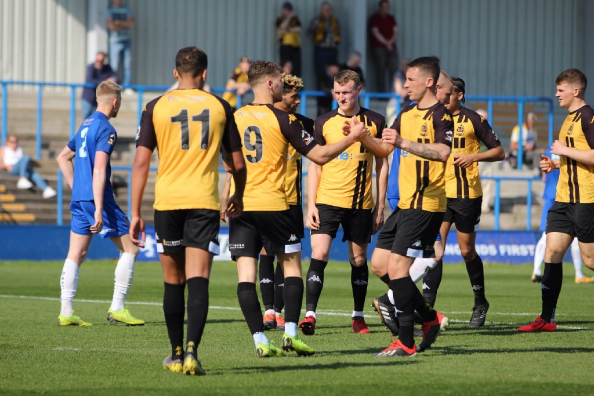 MATCH REPORT | A Good Friday For Southport