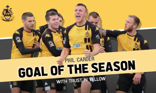 VOTE | Goal Of The Season
