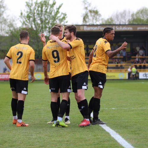 MATCH REPORT | All Square