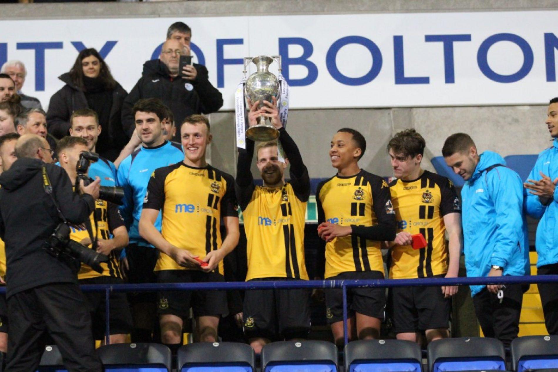 MATCH REPORT | Port Lift The Trophy