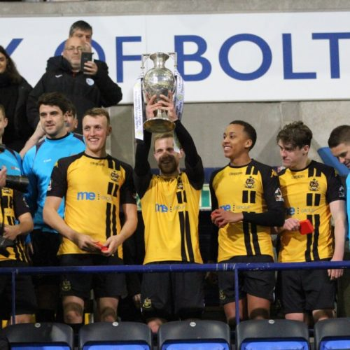 MATCH REPORT | Port Lift The Trophy