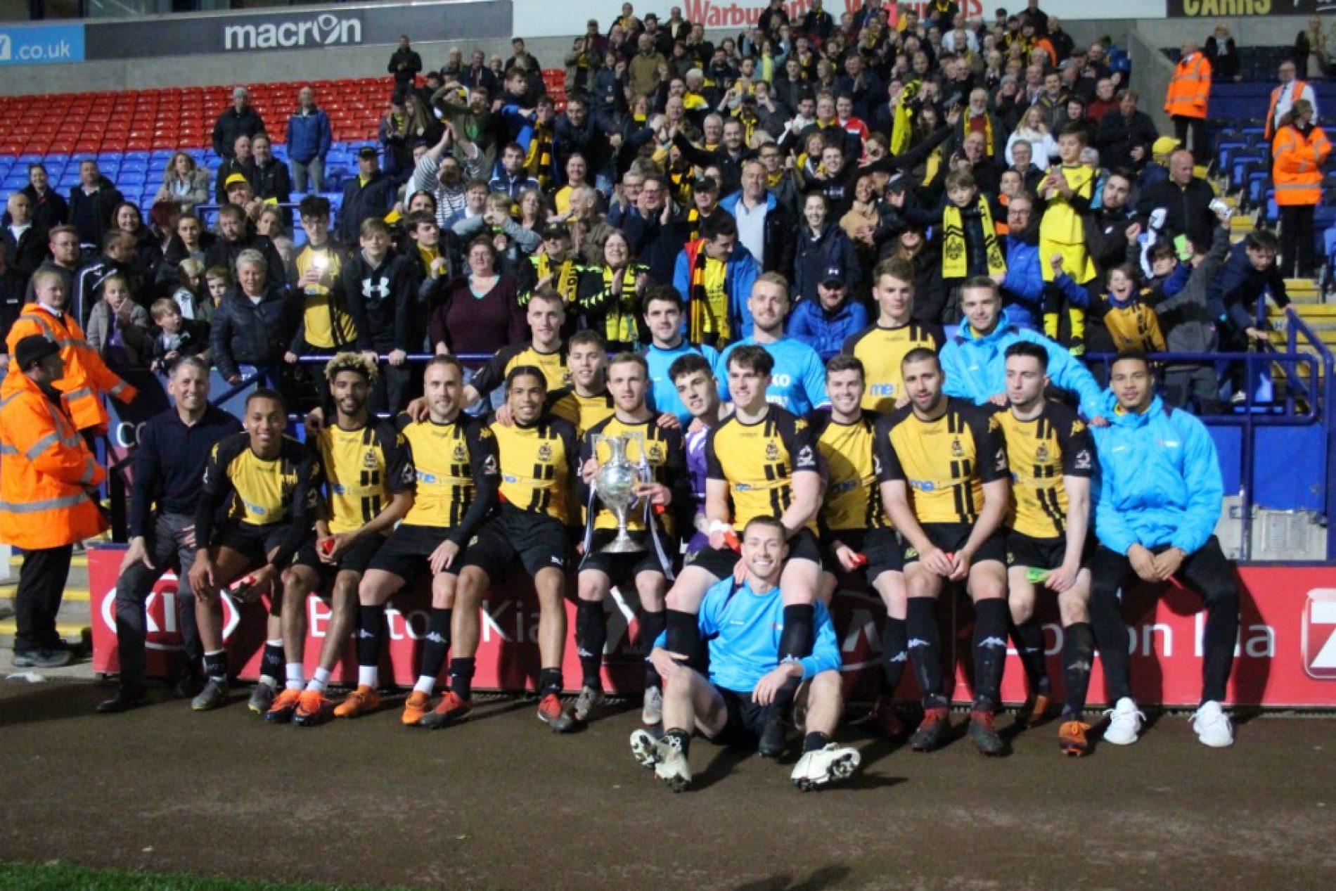 DRAW | Lancashire Challenge Trophy