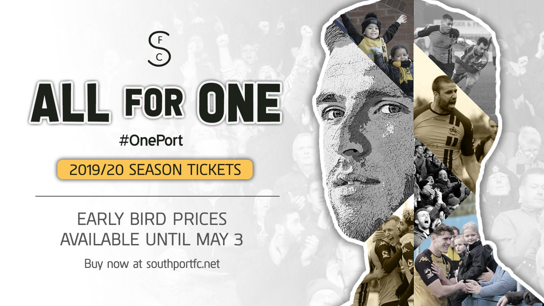 ALL FOR ONE | Offer Ends Today!
