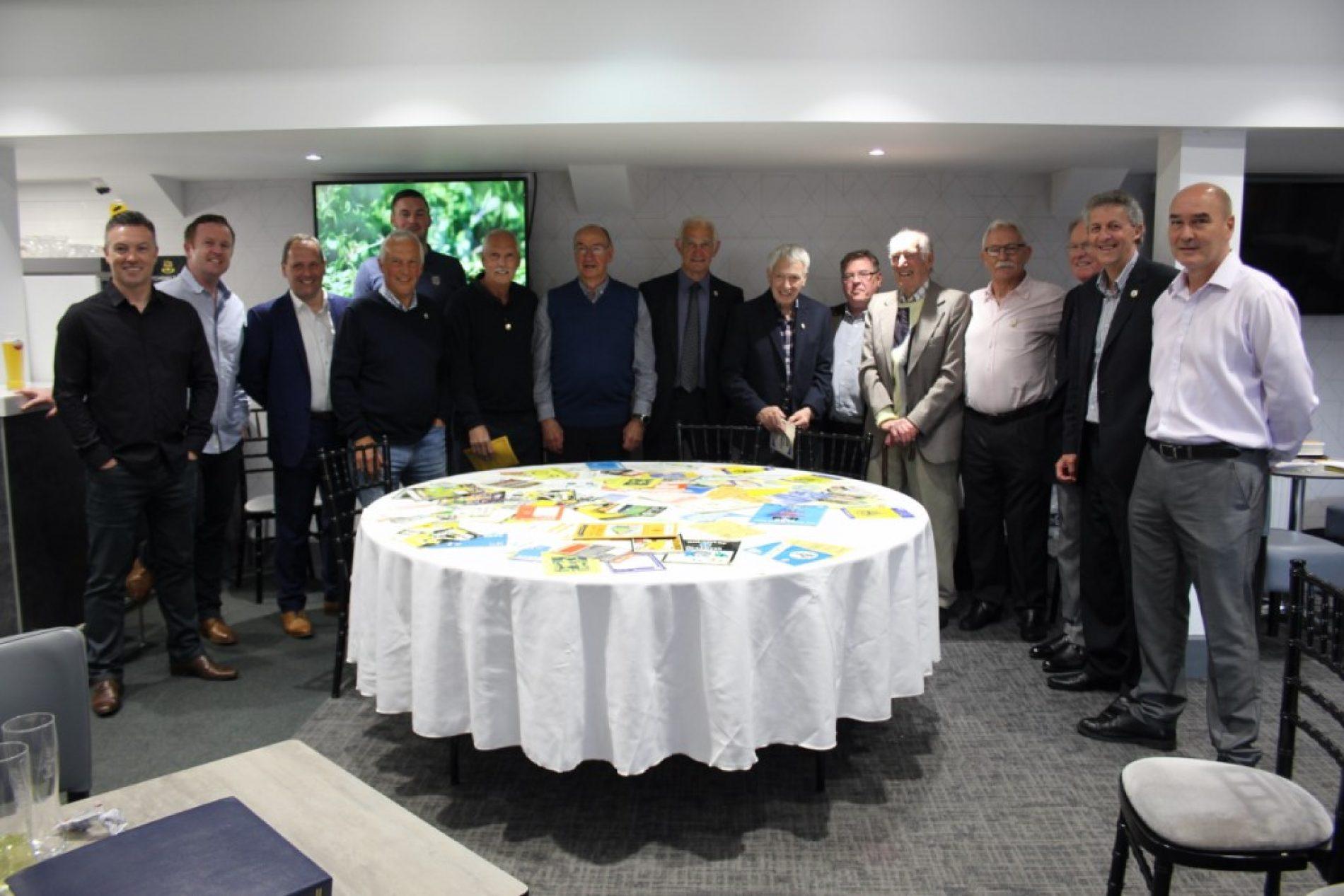 MEETING | Former Players Association
