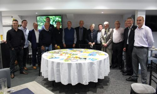 MEETING   Former Players Association