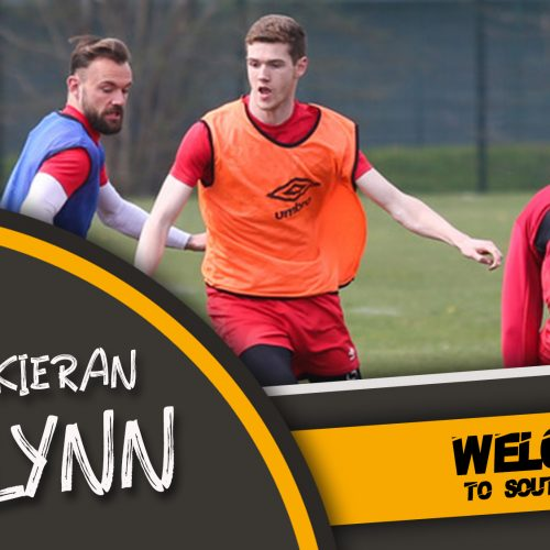 SIGNING   Glynn Joins The Port!