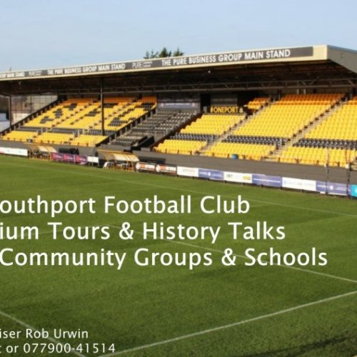 BOOK NOW | Stadium Tours