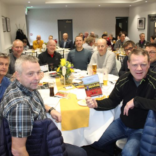 CORPORATE | Matchday Hospitality 2019-20
