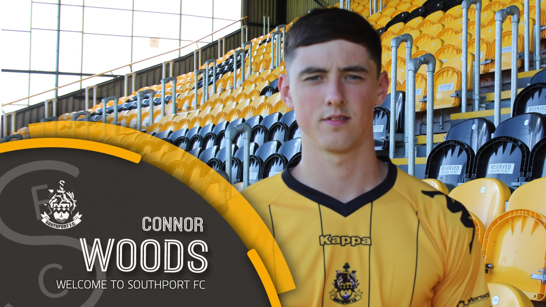 SIGNING | Connor Woods