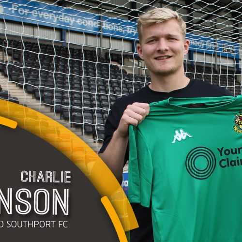 SIGNING | Charlie Albinson
