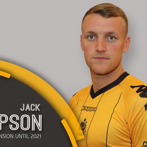 EXTENSION | Jack Sampson 2021
