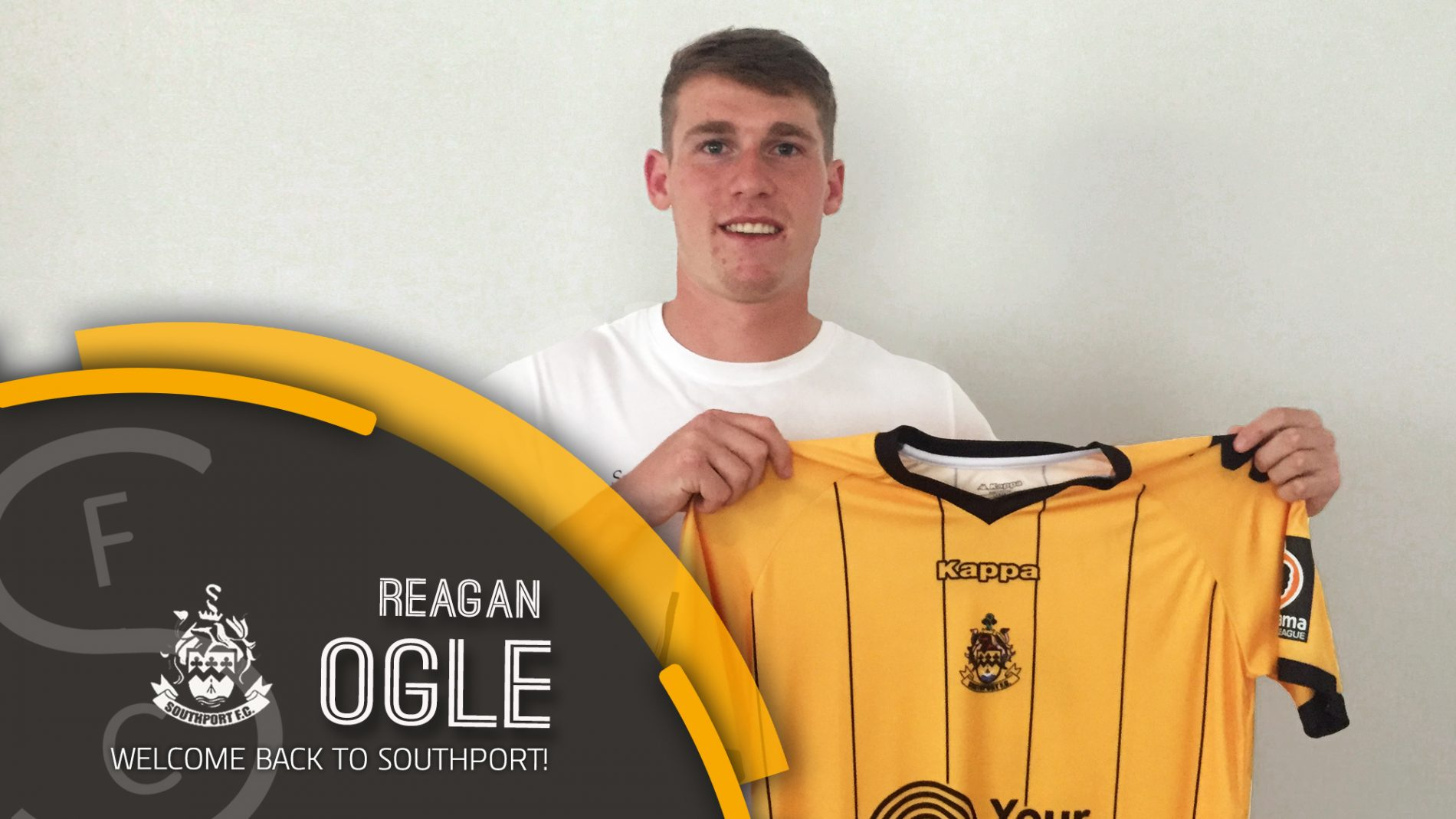 SIGNING | Reagan Is Back!