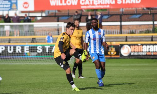 GOALS | Southport 1 Kettering Town 1