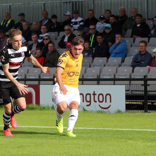 REPORT | Defeat At Darlington