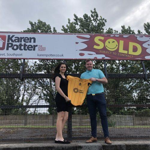 SPONSORSHIP | Karen Potter Estate Agents