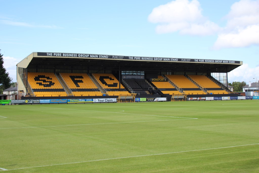 Report First Win Southport Football Club