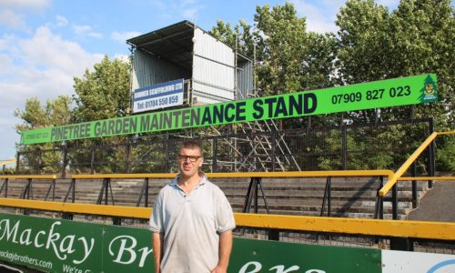 SPONSOR | Marcus Wood Snapped Up
