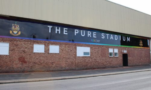 SPONSORSHIP | Pure Stadium