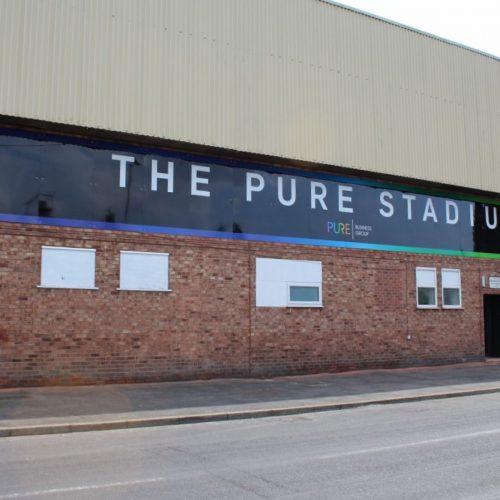 SPONSORSHIP   Pure Stadium