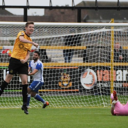 GOALS | Southport 3-0 Guiseley