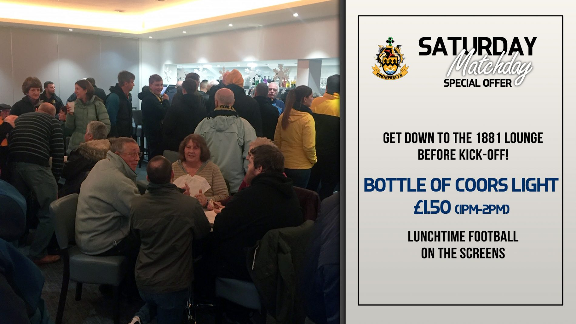 HOSPITALITY | Book Now!