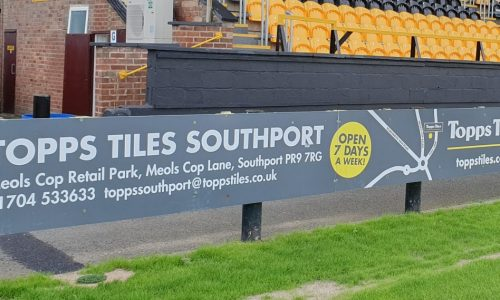 SPONSORSHIP | 10% Off At Topps Tiles Southport