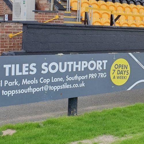 SPONSORSHIP | 10% Off At Topps Tiles Southport