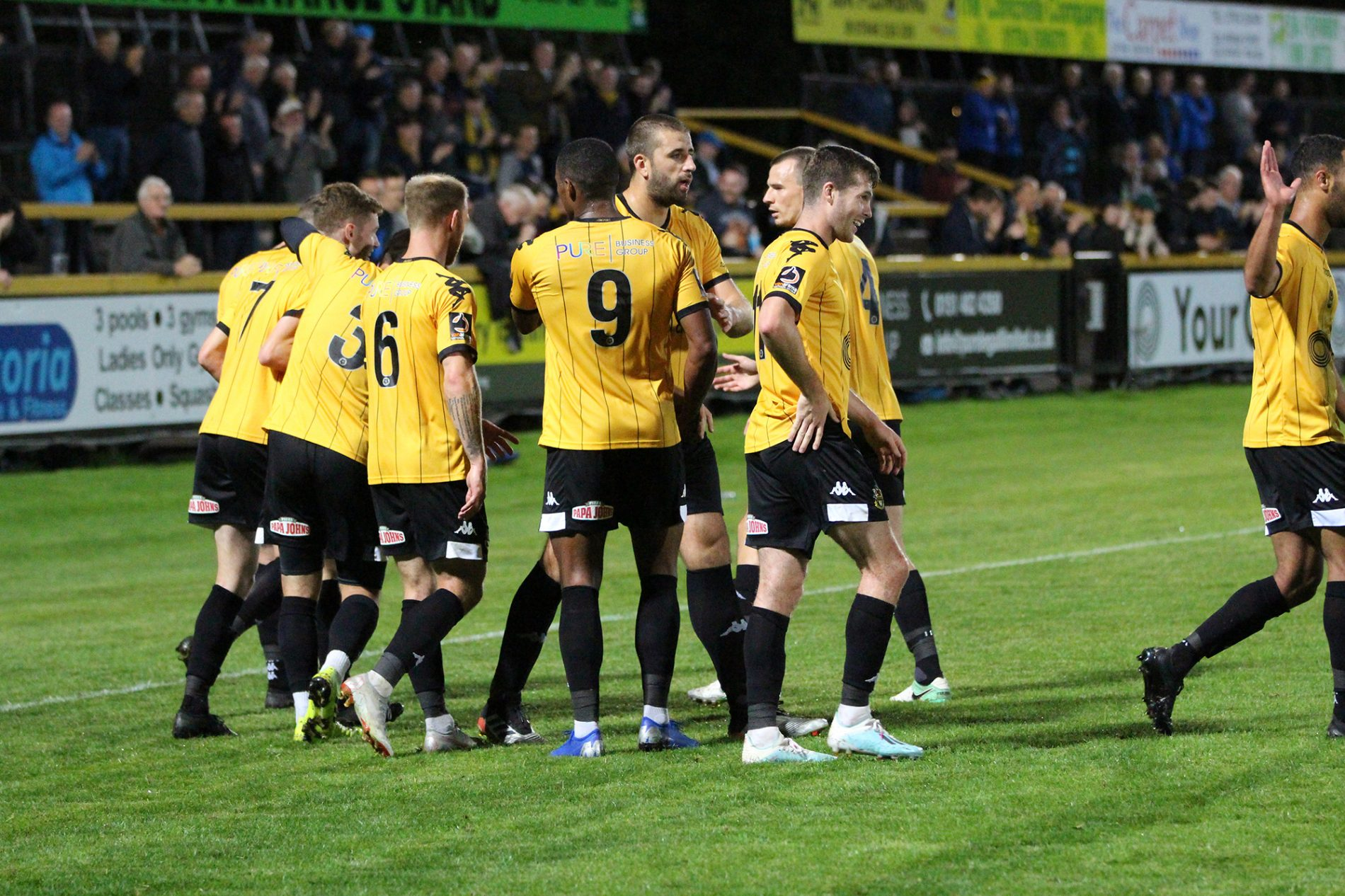 REPORT | Glynn's Glorious Goal