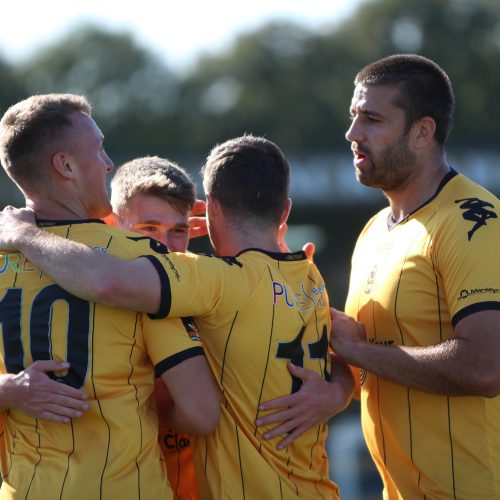 GOAL ACTION | Southport v Scarborough