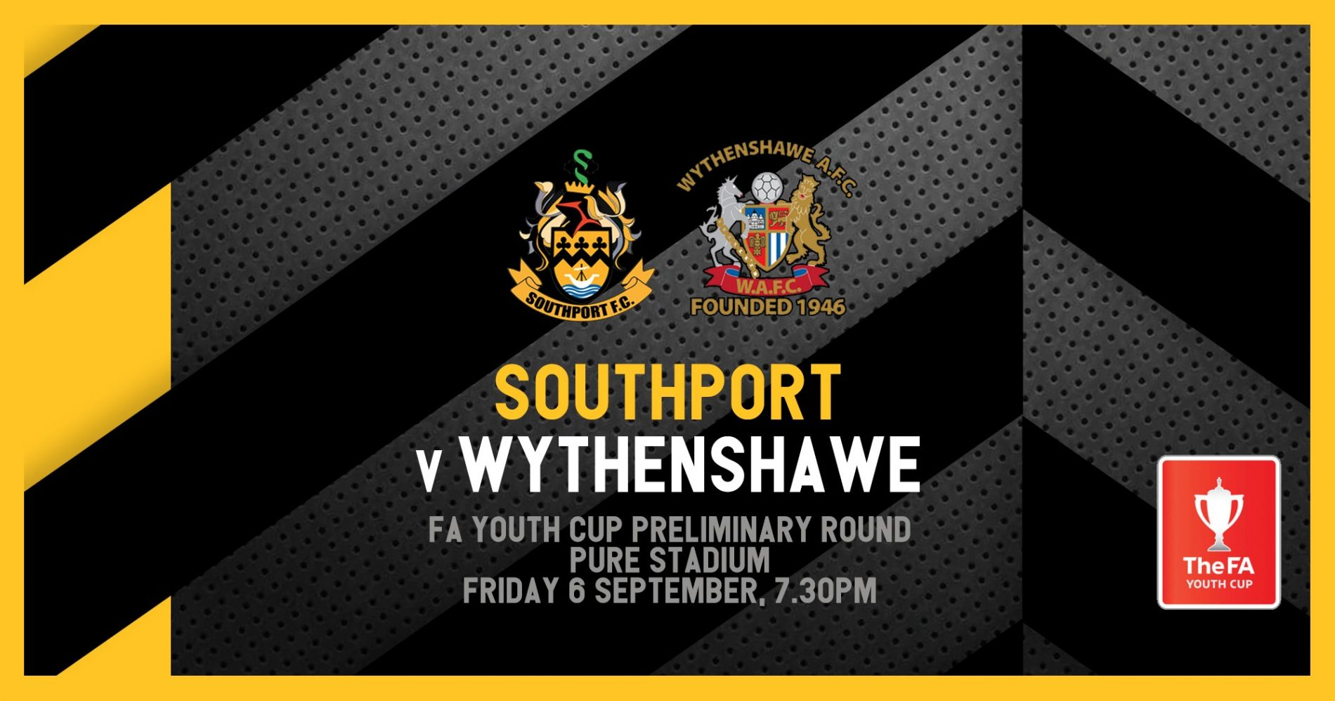 SUPPORT | FA Youth Cup