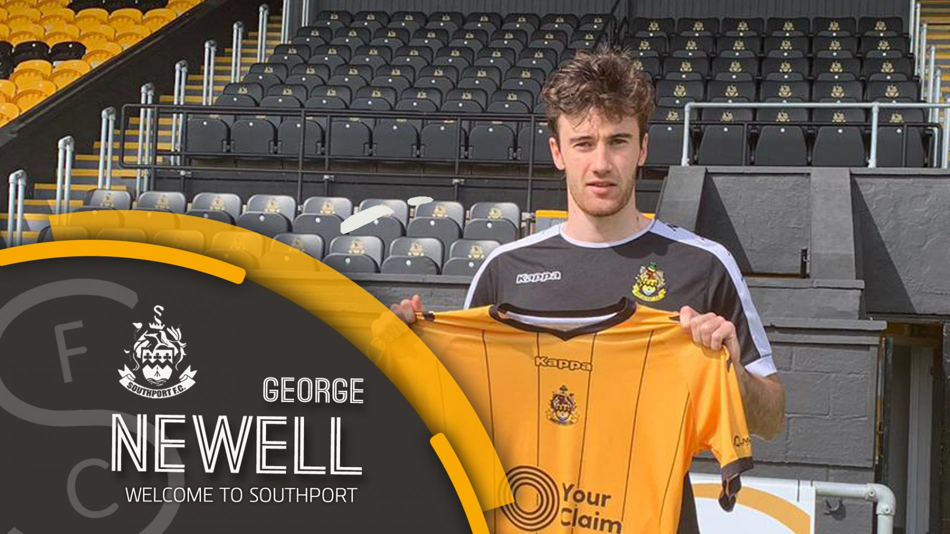 SIGNING | Local Lad George Returns Home
