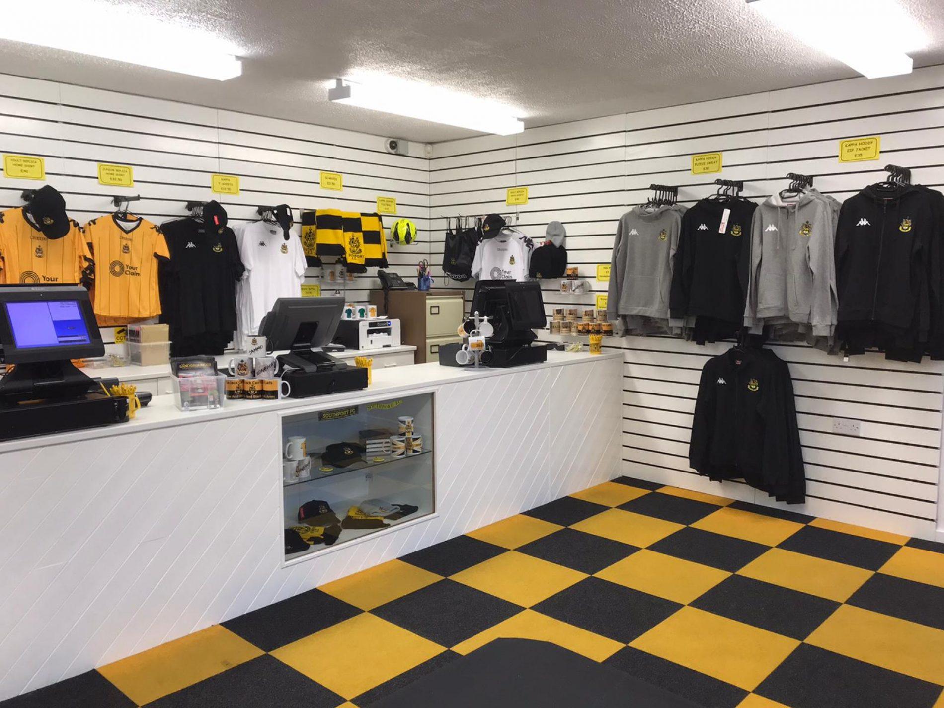 SALE | Club Shop Discounts